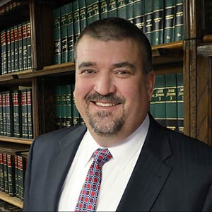 Jeff Meyer, Attorney at Law picture in library